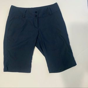 Blue Adidas Climalite Shorts sz-4